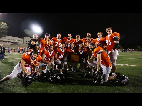 Occidental College Football Banquet Video (2017)