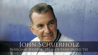 John Schuerholz Hall of Fame Tribute