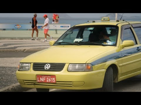 How To Avoid A Taxi Scam