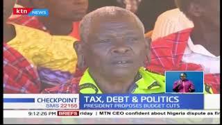 President Kenyatta's move in VAT draws mixed reactions