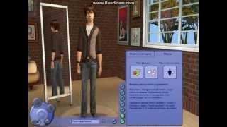 Давайте играть в the sims 2 - часть 1 - создание персонажа