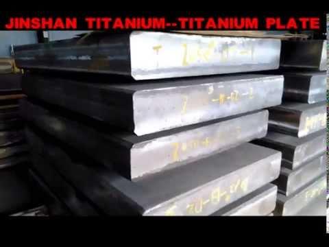 Baoji Jinshan Titanium Industry titanium plate/ titanium sheet metal supplier