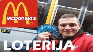KĀ 100% LAIMĒT McDonald's LOTERIJĀ