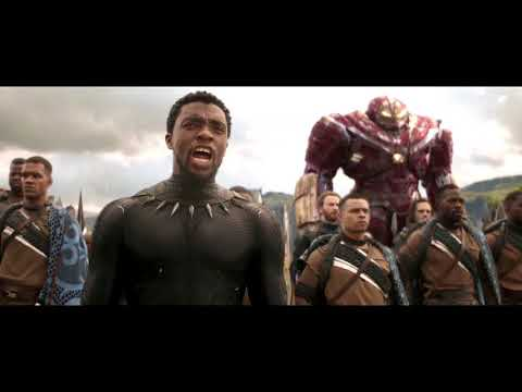 Infinity War Tribute: Friction