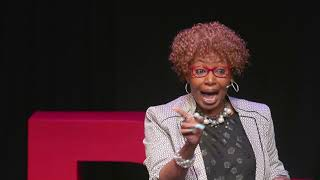 Do What you Can, With What you have, Right where You are | Rosalind Perkins | TEDxMidland