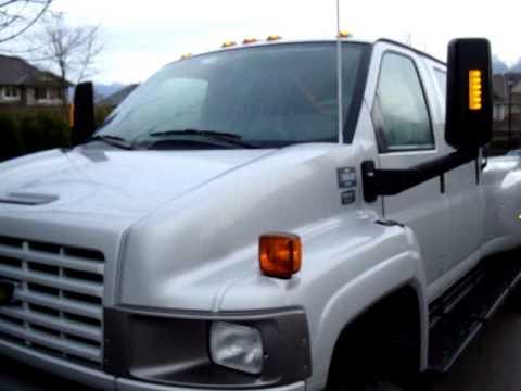 Gmc C5500 Monroe Kodiak Truck For Sale Ebay Youtube