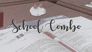 『Combo Escolar』ˢᵁᴮᴸᴵᴹᴵᴺᴬᴸ