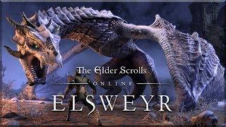 THE ELDER SCROLLS ONLINE - ELSWEYR ◈ Entspanntes Drachen jagen ◈ LIVE [GER/DEU]