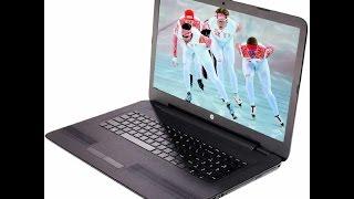 видео Ноутбук HP 17-ca0003ur (4KG58EA)