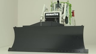 HOW YOU BUILD AN 1/14th SCALE RC BULLDOZER - KIT PART 5