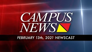 Campus News | February 13th, 2021