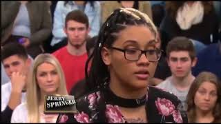 Jerry Springer I slept with my wife's sister! I don't want neither one of them