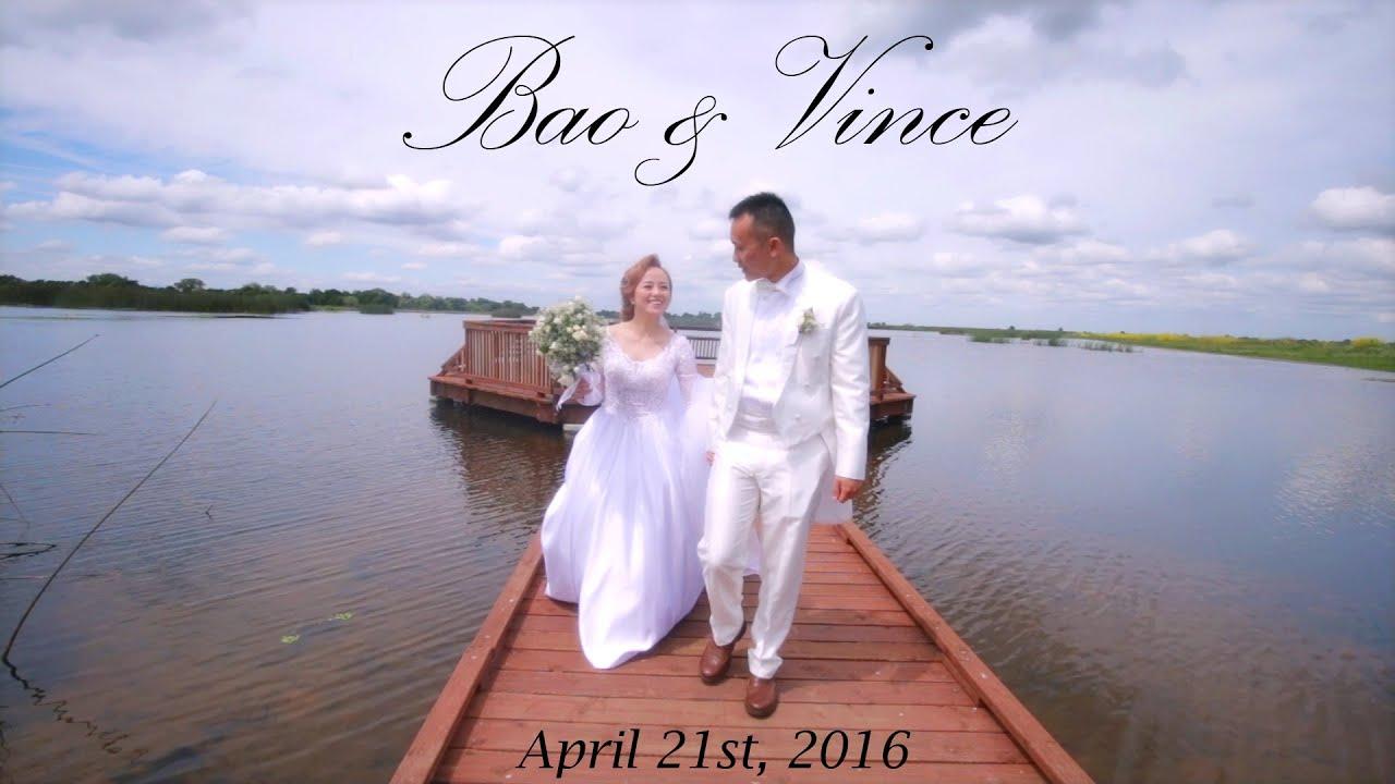 Bao & Vince's Wedd...