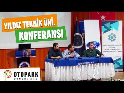 Yıldız Teknik Üniversitesi Konferansı