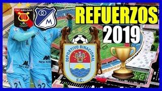 REFUERZOS CLAUSURA 2019 💥💥💥 Deportivo Binacional 🤩 Conoce a FAJARDO  y LEUDO