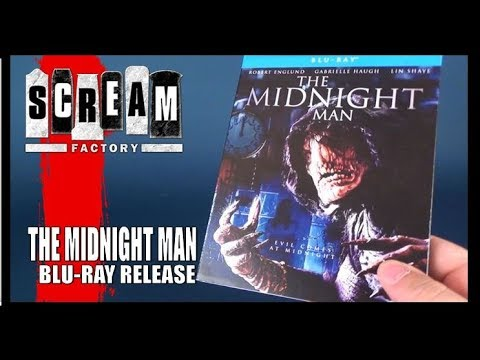 Download Blu-Ray Spot | Scream Factory's The Midnight Man on Blu-Ray (Released on June 5 2018)