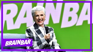 Can you raise superkids, be active & feel fantastic?  I Maye Musk at Brain Bar