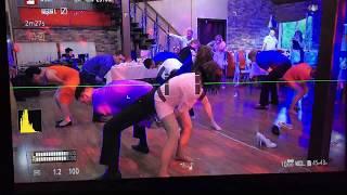 Эротический танец на свадьбе