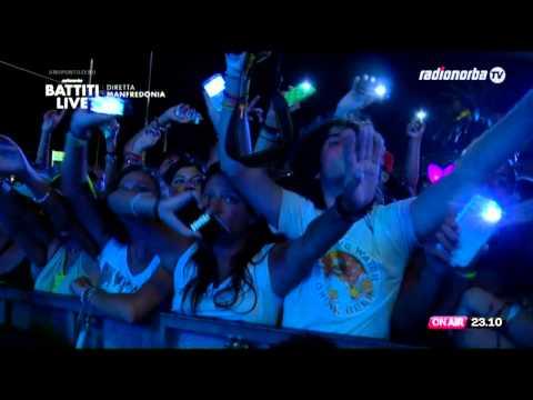 Zero Assoluto - Battiti Live 2013 - Manfredonia