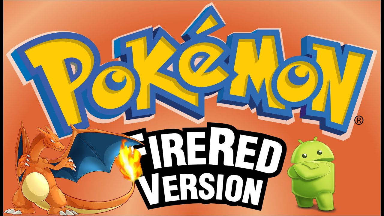 download pokemon fire red for android free
