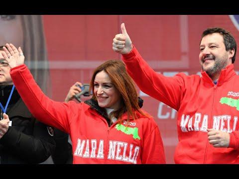 Italie : élection régionale cruciale en Emilie-Romagne, Salvini en embuscade pour déloger la gauche