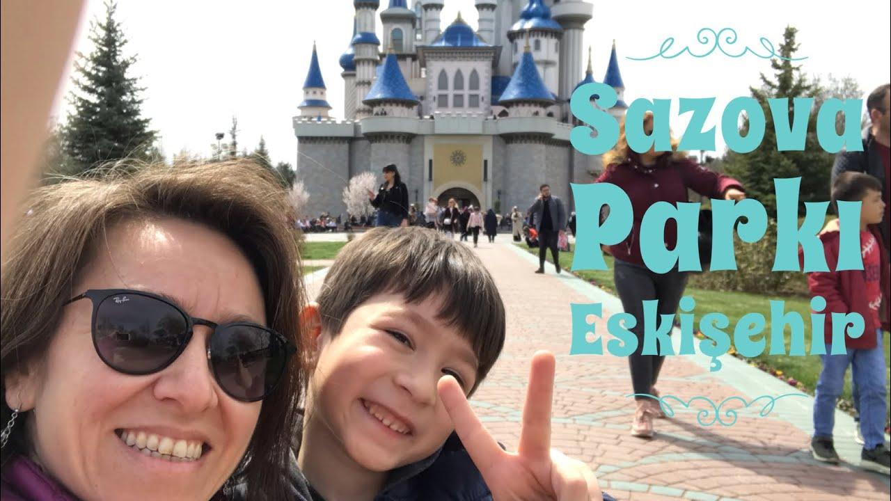 Eskişehir Sazova Parkı | Korsan Gemisi | Çuf Çuf Tren