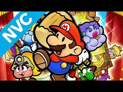 Paper Mario: The Best and Worst of the Series - NVC