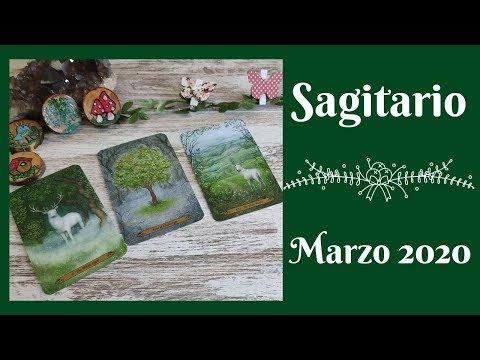 Sagitario - Marzo 2020 -Tarot Anika