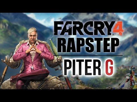 FAR CRY 4 | RAPSTEP | PITER-G (Prod. por Punyaso)