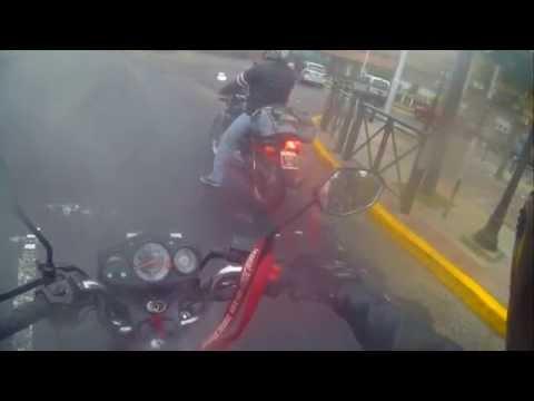 Pasiando con el rx 200cc :$
