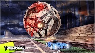 SCARING OUR OPPONENTS! (Rocket League Ranked)