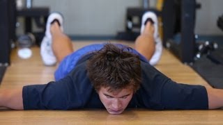 Nathan Adrian Qualified -- Weight Room Freak
