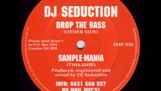 dj seduction - sample mania
