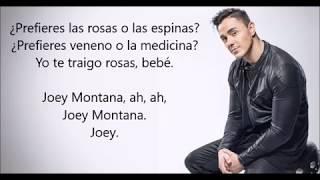 Rosas O Espinas  -joey Montana