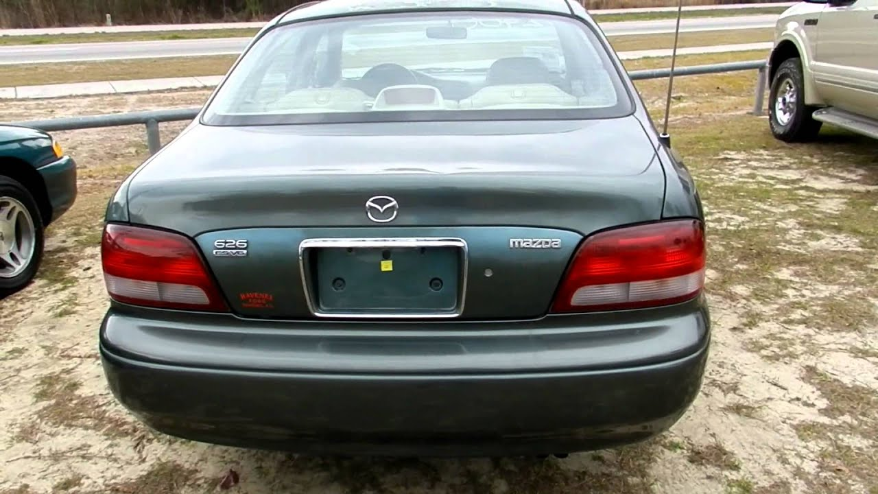1998 mazda 626 review es * for  @ ravenel ford * moonroof