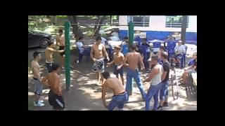 street workout soroca 2013