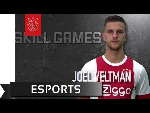 FIFA SKILL GAMES #14 - Joël Veltman