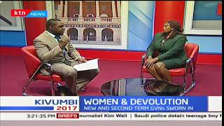 Women and Devolution: Opportunities for business in counties