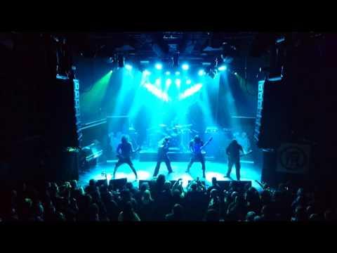 Sinister live at Netherlands Deathfest II 2017