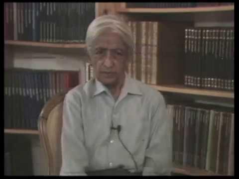 J. Krishnamurti - Brockwood Park 1985 - Small Group Discussion 2 - Will Brockwood be...