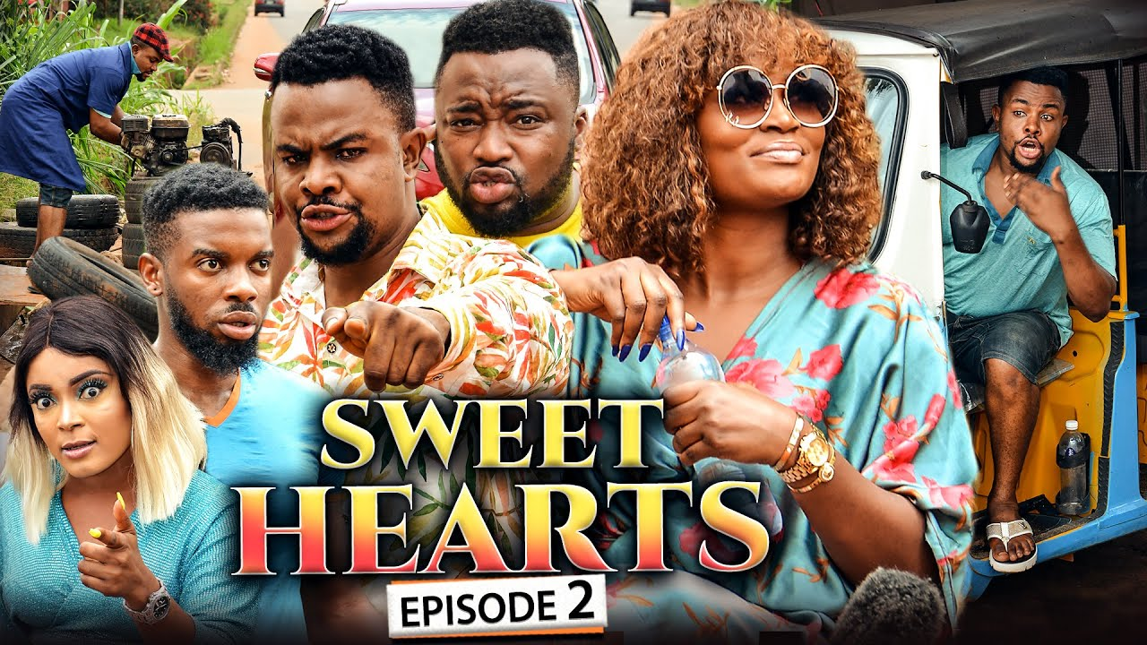 Download SWEET HEARTS EPISODE 2 (New Movie) Chizzy A/Omalicha/Darlington 2021 Latest Nigerian Nollywood Movie