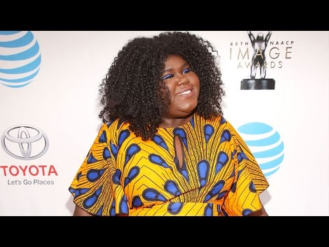 Gabourey Sidibe Opens Up About Weight-Loss...