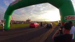 VW Mania 2016 - Audi RS6 Sportmile 871KM 1009NM vs Golf Mk2 R30T 746KM 873NM
