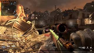 Call Of Duty Modern Warfare Remastered Multiplayer Gameplay 110