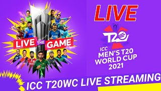 ICC t20 World Cup 2021 Live Streaming Details | How To watch t20 World Cup live on mobile & TV