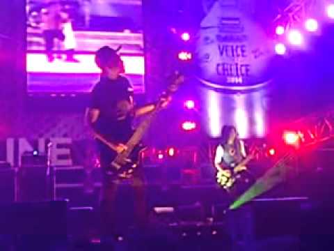 Slank - Kosong Sama Kosong - Soundrenaline 2014 Medan