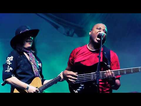 Anthony GOMES Band  EXTRA BLUES  Rock VOODOO Guitar LIVE!  Montreal Jazz Festival Canada 2017