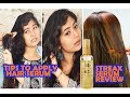 Streax Hair Serum Review /Tips To Apply Hair Serum For Frizzy Hair/Parna's Beauty World