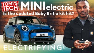 MINI Electric 2021 technology review - Tomi's Tech Download / Electrifying
