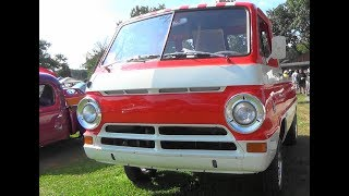 65 Dodge A100 Pick Up